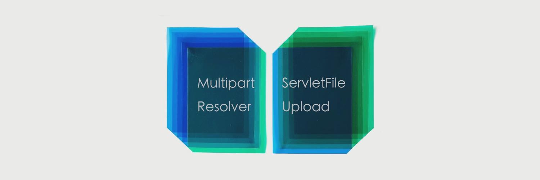 Spring 中 MultipartResolver 和 ServletFileUpload 上传组件冲突的问题